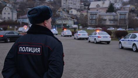 Полиция напомнила воронежским предпринимателям о санкциях за нарушение режима самоизоляции