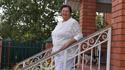 «Голодное детство сказалось». Как 76-летняя воронежская сельчанка помогает нуждающимся