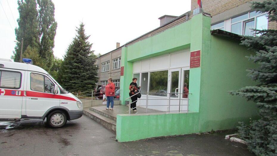 В Нижнедевицкой больнице модернизируют лабораторную службу