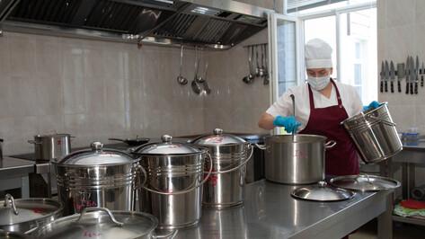 На питание младших школьников в Воронежской области направят 971,1 млн рублей