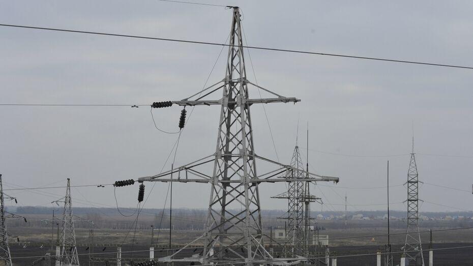Под Воронежем двое парней украли километр электропроводов
