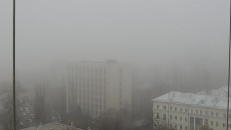Желтый уровень погодной опасности в Воронежской области объявили на 17 и 18 декабря