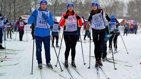 Бутурлиновцы приняли участие в забеге «Лыжня России-2015»