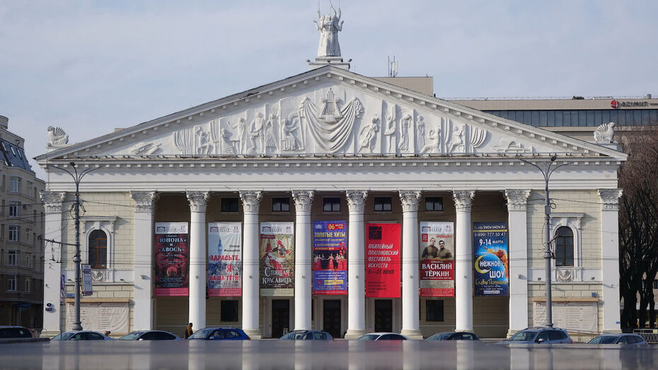 В Воронеже покажут концертное исполнение старинной русской оперы