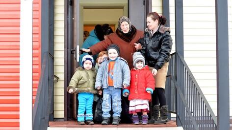 В семилукском селе открыли  детсадовскую группу в школе