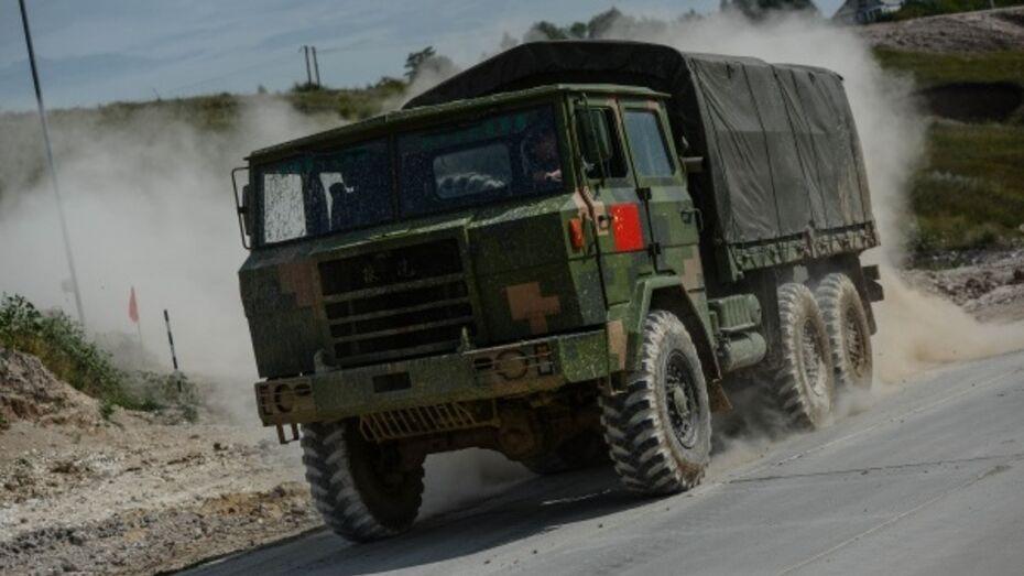 В Воронежской области машины военной автоинспекции оборудовали системой «ЭРА-ГЛОНАСС»