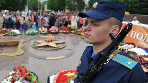 Около 200 юных воронежцев примут участие в Вахтах памяти