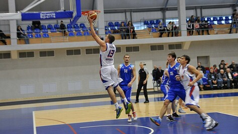 Воронежские баскетболисты взяли реванш в Курске