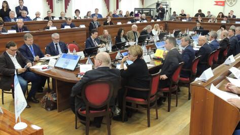 В Воронеже открылся Российско-Балканский саммит
