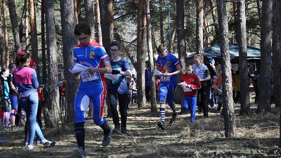 В Павловске пройдут всероссийские и областные соревнования по спортивному ориентированию