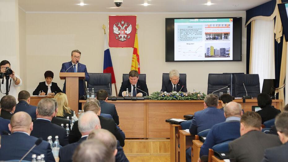 «РВК-Воронеж» полностью выполнил инвестпрограмму на 2012-2018 годы
