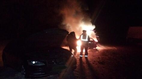 Полиция озвучила подробности массового ДТП с пожаром на воронежской трассе