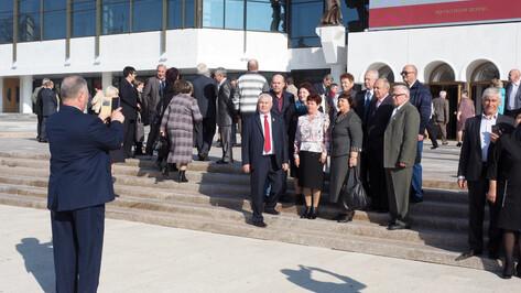 Воронежские комсомольцы отпраздновали 100-летие организации