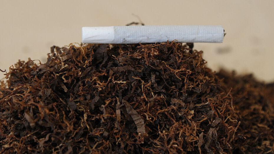У пенсионера из Воронежской области изъяли 16 тыс пачек контрафактных сигарет