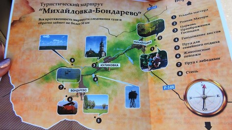В Кантемировском районе начали развивать сельский туризм