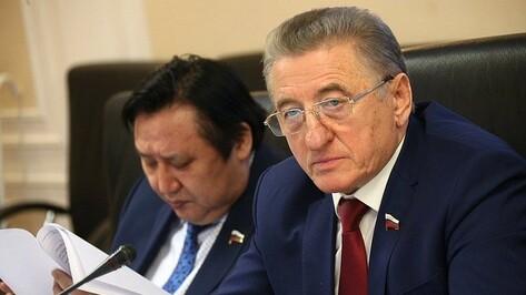 Воронежский сенатор Сергей Лукин: «Для дальнейшего развития АПК нужны стабильные меры господдержки»