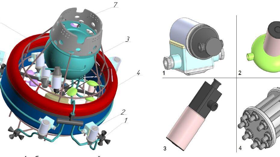 Воронежские ученые разработали космический буксир БОРИС