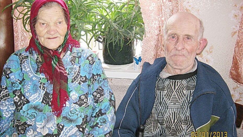 Супруги из Терновского района отметили «железную свадьбу»