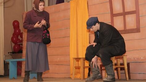 В Аннинском районе завершился школьный театральный фестиваль