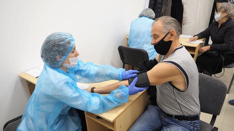 Новая партия вакцин от коронавируса поступила в Воронежскую область