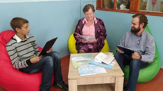 В павловской малокомплектной школе села Бабка открыли медиацентр