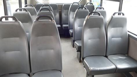 В Воронеже появится первый маршрутный автобус с кондиционером