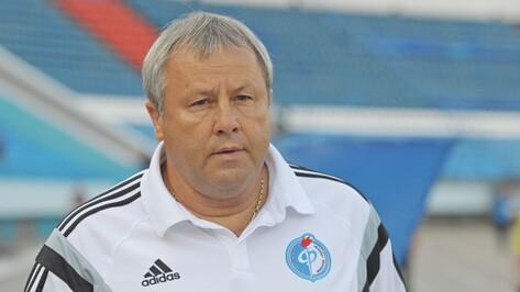 Главный тренер «Факела»: «Укреплять надо все позиции, кроме вратарской»