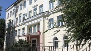 Воронежскую школу №45 закрыли на реконструкцию