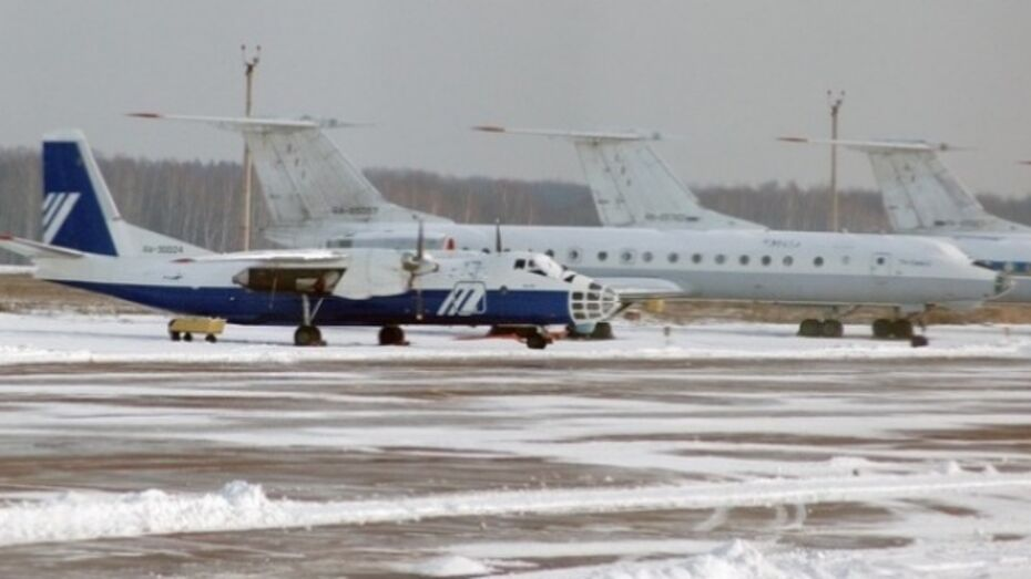 Воронежский аэропорт сегодня вновь частично не работает из-за непогоды