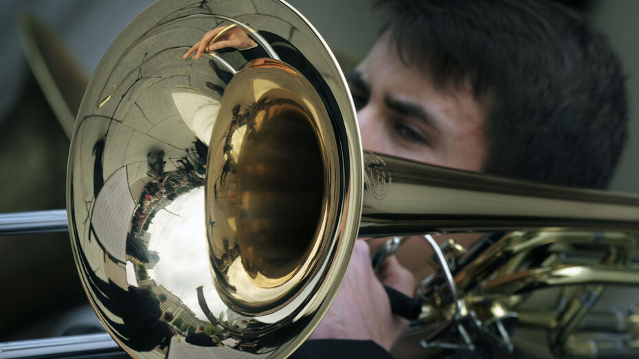 В Воронеже выступят лучшие военные духовые оркестры