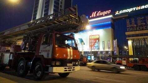 Число пострадавших при пожаре в воронежском ТЦ «Галерея Чижова» выросло до двух