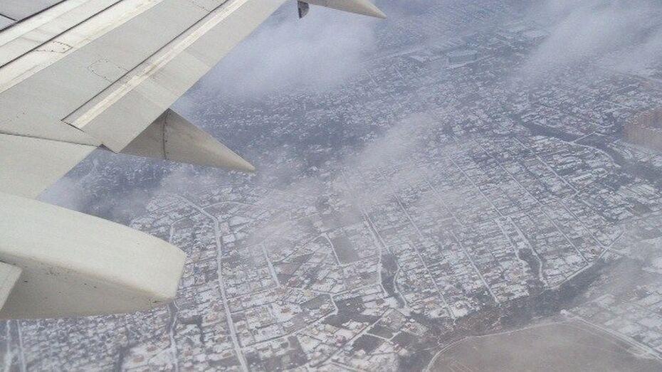 Жительница Воронежа умерла на борту летевшего из Египта самолета
