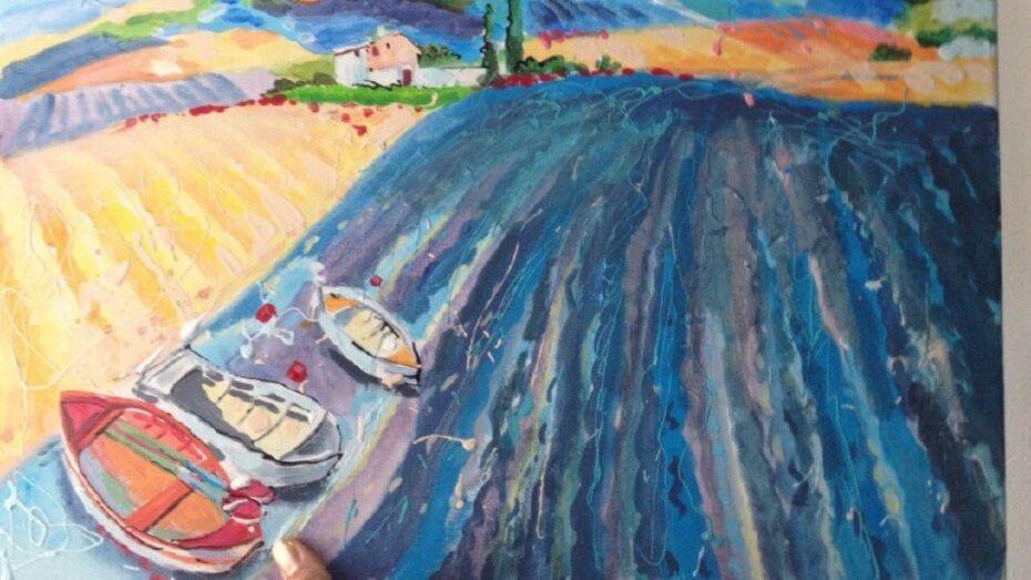 Четыре воронежские художницы покажут счастливую жизнь