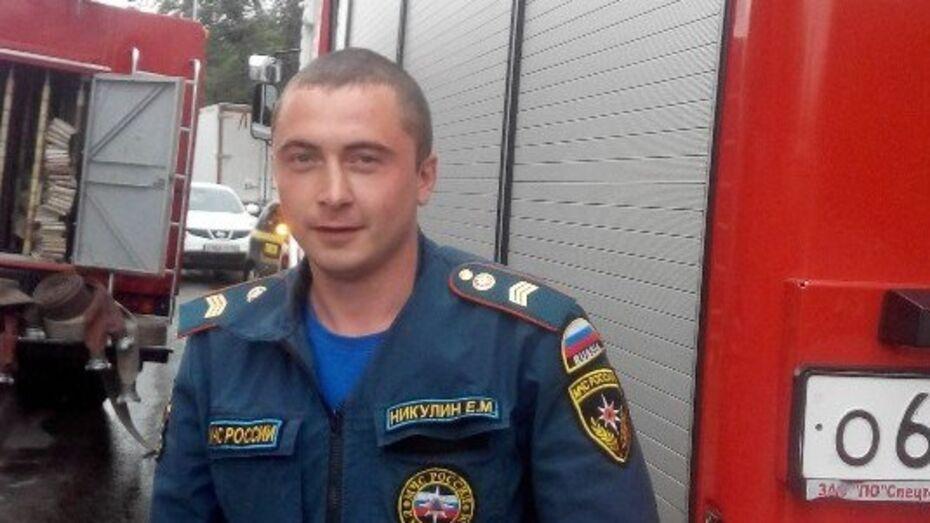 МЧС оплатит протез потерявшему руку спасателю из Воронежа