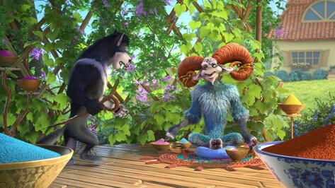 Продолжение воронежского мультфильма «Волки и овцы» отметили на киноярмарке в США