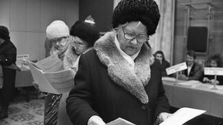 Воронеж 90-х. Как выбирали Госдумы первых созывов