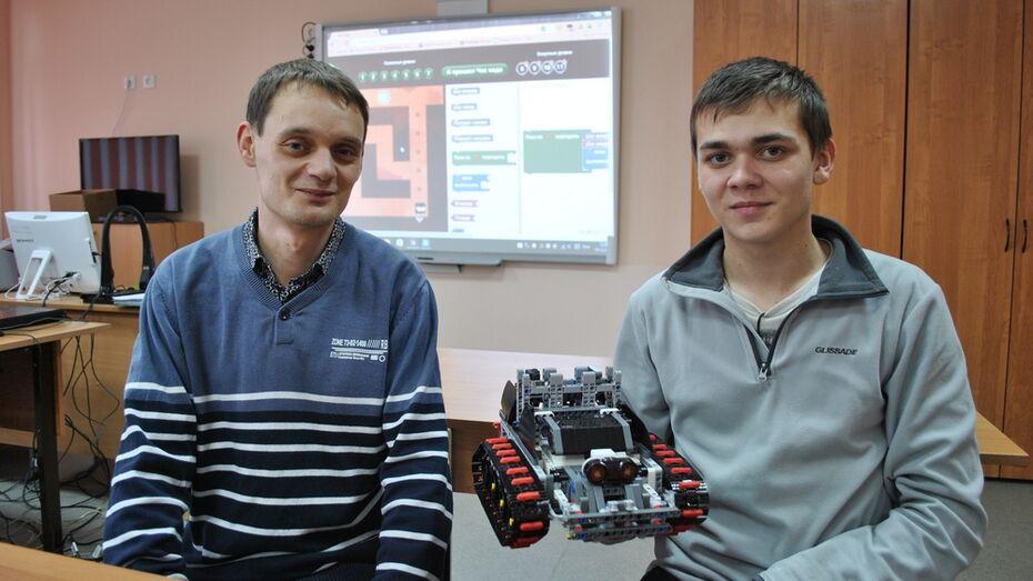 Семилукские школьники победили на областном «Робофесте-2016»