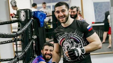 Воронежский боец заключил контракт с американской лигой ММА Bellator