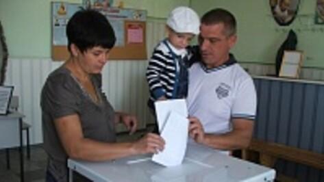 В Таловском районе за Алексея Гордеева проголосовали 92,49% избирателей