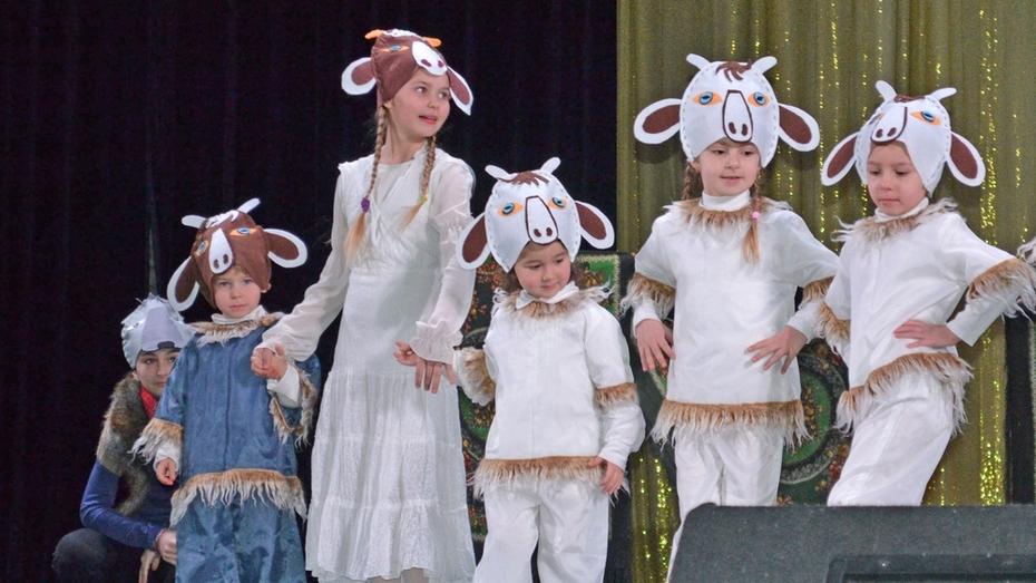 В Лисках детские и юношеские театры покажут 16 спектаклей