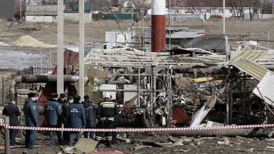 Взрыв в газовой котельной под Воронежем