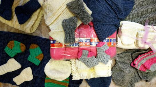 Борисоглебцев попросили поделиться теплой одеждой и обувью