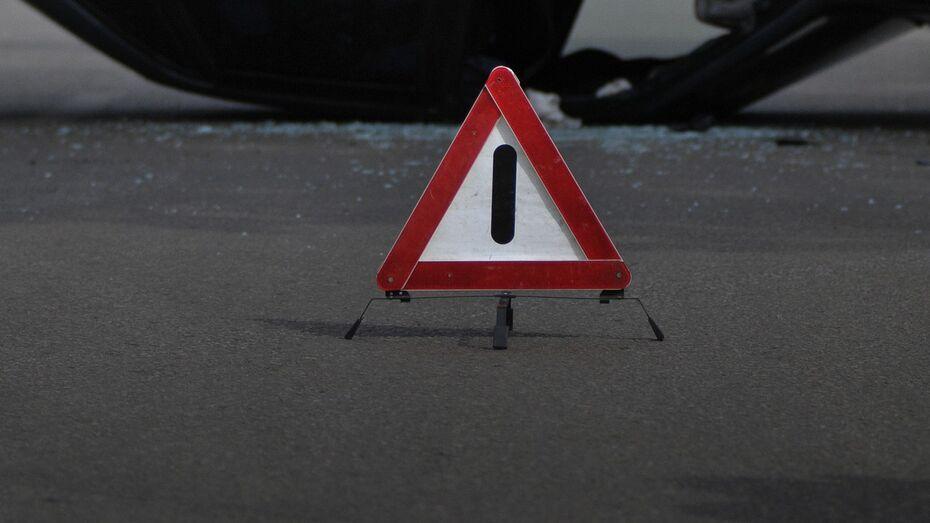 В Воронежской области столкнулись 7 машин: пострадали двое