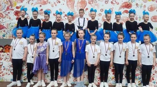 Борисоглебцы стали лауреатами всероссийского фестиваля-конкурса детского творчества