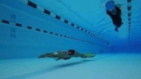 Воронежцы завоевали три медали на первенстве России по подводному плаванию