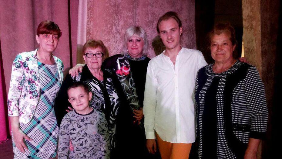В Репьевке впервые прошел благотворительный концерт