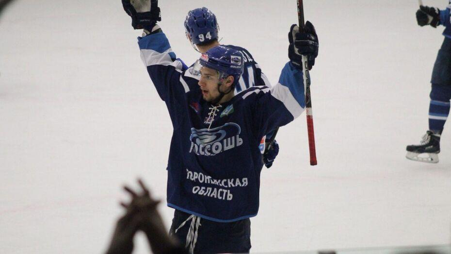 Хоккеисты «Россоши» разгромили «СКА-Варягов» и впервые вышли в полуфинал МХЛ