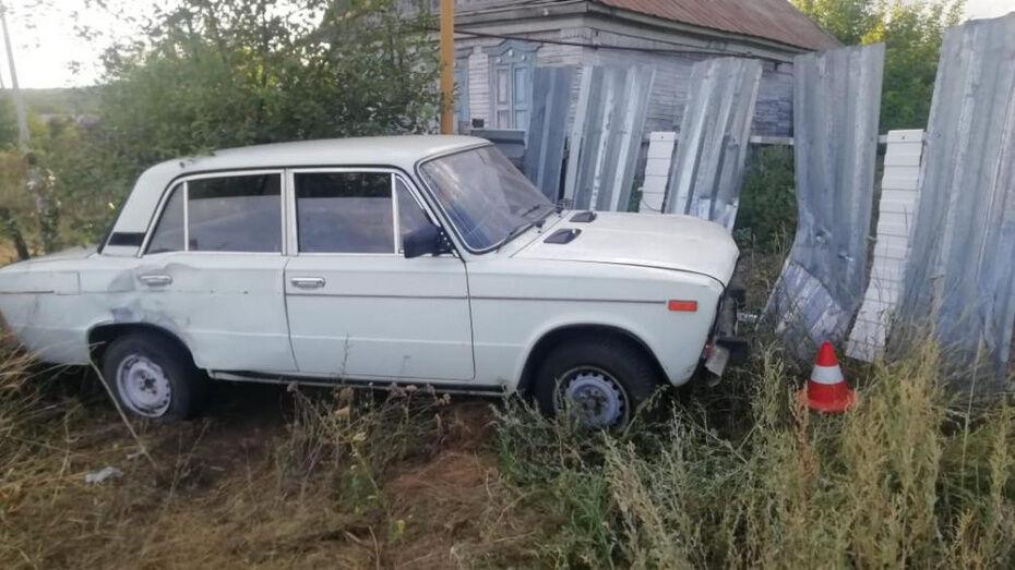 В Воронежской области умерла женщина, которую переехал на машине 12-летний сын