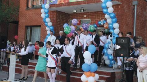 Торжественные линейки прошли в 29 школах Богучарского района
