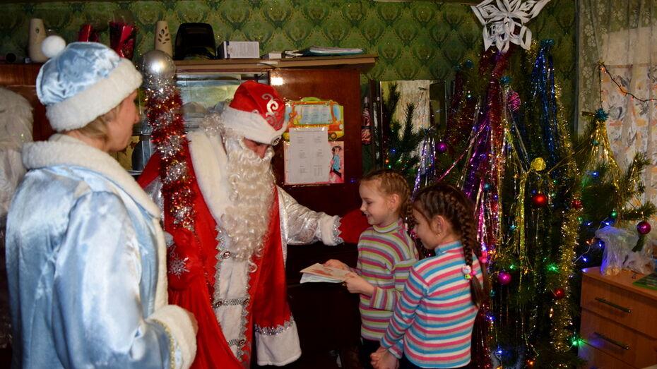 Благотворительную новогоднюю акцию впервые проведут в Верхнехавском районе